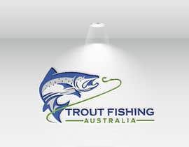 #32 para Logo for Trout Fishing Australia de mbhuiyan389