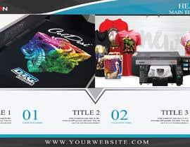 #2 para Postcard Design for textilprinting company de nayandesigner6