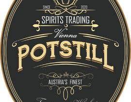 #63 para I need a label and box design for whisky bottles de kibu33