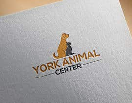 "#2 para Logo for ""YORK Animal Center"" de fahim0007"