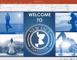 #14 para Power Point Template - New Face Institute de saimazia7