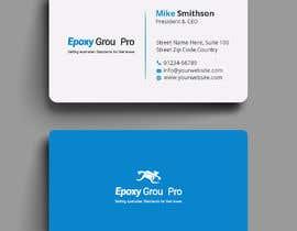 #299 para Business card design de CreativeShovro