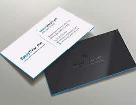 #302 para Business card design de CreativeShovro