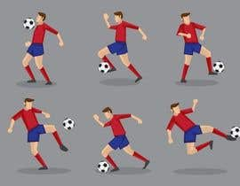 #1 para Vector style Premier League football poster de abirhudson