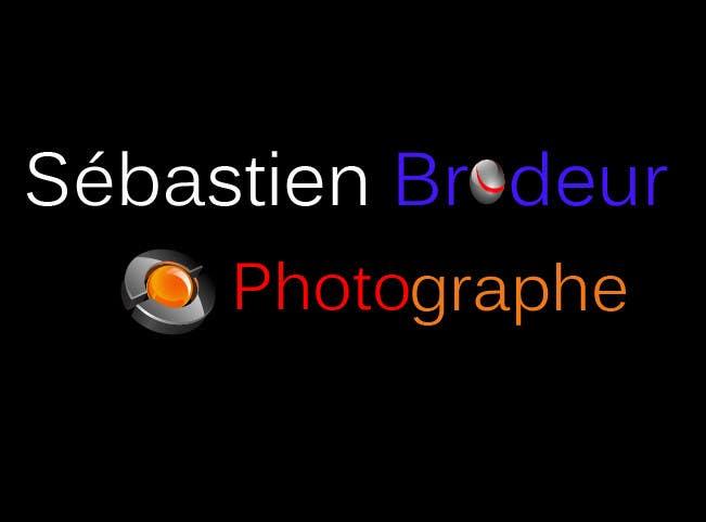 Proposition n°26 du concours Logo Design for a photographer website