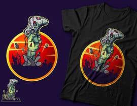 #13 para Design T.shirt for zombie character de orrlov