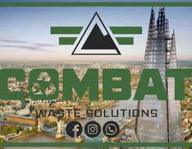 #7 para 1. I Need my logo put on a picture with London in the background 2. I need the 3 logos as pictured put onto the picture also. Lastly it needs to be the size of Facebook header cover photo. de mchiorean
