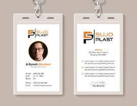 #32 untuk Design an minimalistic ID Card oleh iqbalsujan500