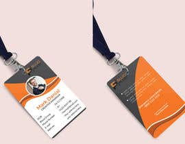 #105 untuk Design an minimalistic ID Card oleh atikchowdhury55