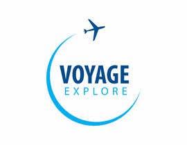 #88 para Create a logo about travel de Ripon8606