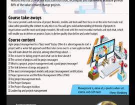 #4 para Marketing A5 de DaniyaShaikh