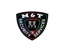 #33 para M&T Security Services Logo design de roshidb762