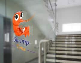 #107 para Logo for ornament shrimp breeder de yassinemessaoud9