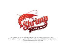#102 para Logo for ornament shrimp breeder de EagleDesiznss