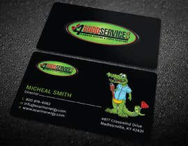 #291 for business card by triptigain