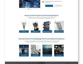 #9 for Web UI design for a manufacturing company by nazmultushar133