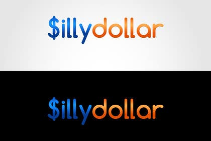 #209 untuk Logo Design for sillydollar.com oleh kk58