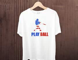 #236 for Baseball t-shirt: PLAY BALL af raddinmollik