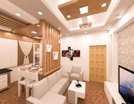 #25 для Interior Design for Small Apartment от mjtanjib