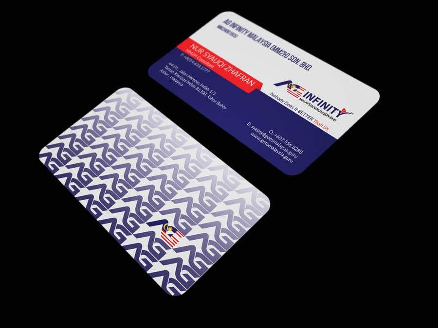 Penyertaan Peraduan #                                        16                                      untuk                                         Design Name Card