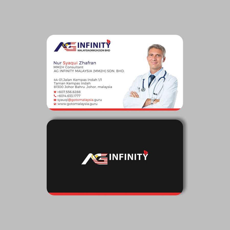 Penyertaan Peraduan #                                        14                                      untuk                                         Design Name Card
