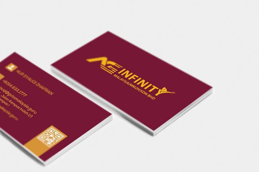 Penyertaan Peraduan #                                        13                                      untuk                                         Design Name Card