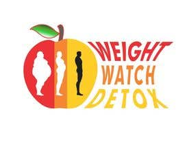 #69 untuk Logo Design for Weight Watch Detox . com oleh itcostin