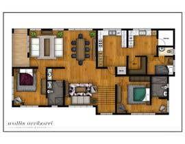 Nro 7 kilpailuun Interior design for a house käyttäjältä walliscurribarri