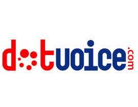 jaywdesign tarafından Design a Logo for dotvoice.com için no 15