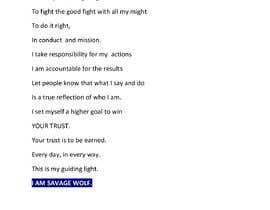 roy2varkey tarafından Write emotive company manifesto için no 4