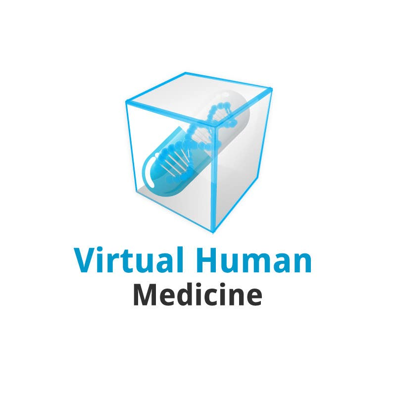 #10 for Logo Design for science concept - 3D Medicine by eak108