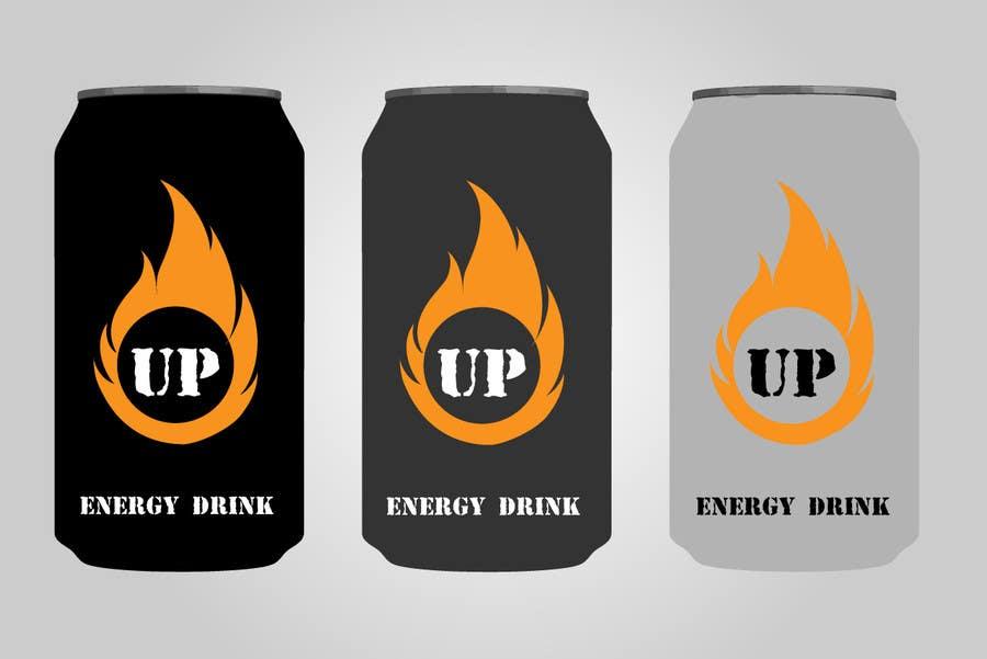 Kilpailutyö #310 kilpailussa Logo Design for Energy/Mineral Drink