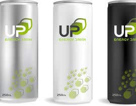 #201 para Logo Design for Energy/Mineral Drink por carodevechi5