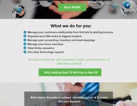 #1 untuk Design a Landing Page oleh rahul0887