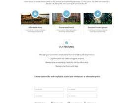 #7 untuk Design a Landing Page oleh isumit96