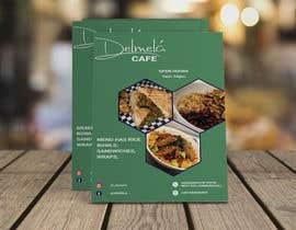 #21 untuk flyer for DELMELA CAFE oleh nabil234