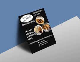 #31 untuk flyer for DELMELA CAFE oleh immasummia