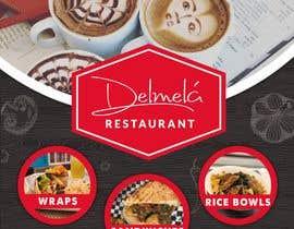 #8 untuk flyer for DELMELA CAFE oleh anamfcalmeiro