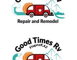 Nro 14 kilpailuun I need a logo for our rv repair and remodel business käyttäjältä nubelo_N6IErUBM