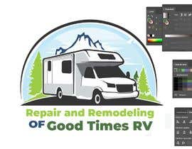 Nro 1 kilpailuun I need a logo for our rv repair and remodel business käyttäjältä carlosmadrid15