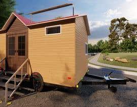 #55 for Design for a tiny mobile home af unitdesignstudio