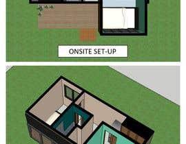 #6 for Design for a tiny mobile home af asherentrealgo