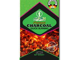 #15 for Design artwork for charcoal package by cyberlenstudio