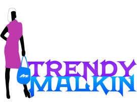 #28 for Design a Logo for TRENDY MALKIN by rcbarai