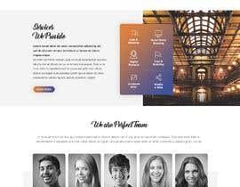 Nro 13 kilpailuun Website for startup Staffing business käyttäjältä SK813