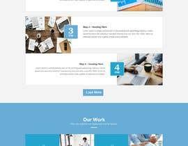Nro 20 kilpailuun Website for startup Staffing business käyttäjältä SK813