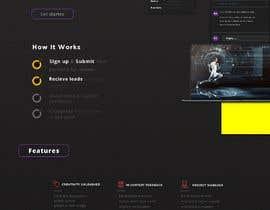 Nro 23 kilpailuun Website for startup Staffing business käyttäjältä SK813