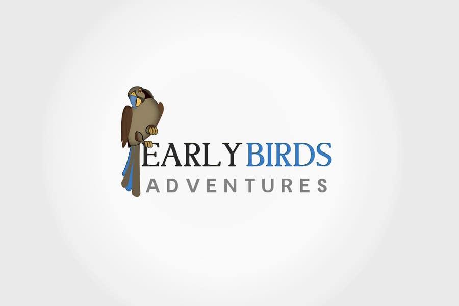 Konkurrenceindlæg #                                        23                                      for                                         Logo Design for Early Bird Adventures
