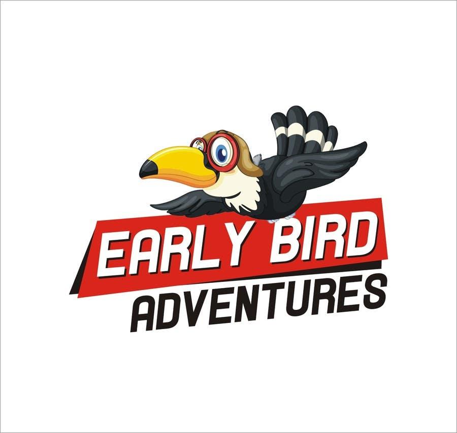 Konkurrenceindlæg #                                        26                                      for                                         Logo Design for Early Bird Adventures