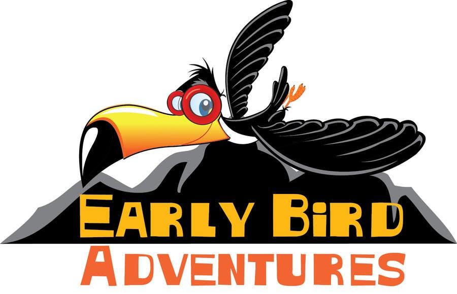 Konkurrenceindlæg #                                        48                                      for                                         Logo Design for Early Bird Adventures